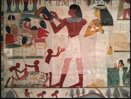 egyptian fresco art painting google