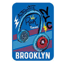 New York Brooklyn Hot Rod Old School Sticker Decal Car Stickers Aliexpress