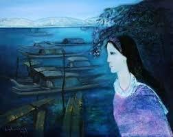 Đinh Cường- Màu Xanh Miên Viễn | Tạp chí Da Màu - Văn chương không ...