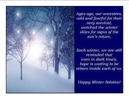 winter solstice quote happy winter solstice winter solstice