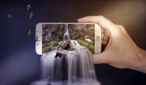 اجعل خلفية هاتفك 3d Just Android