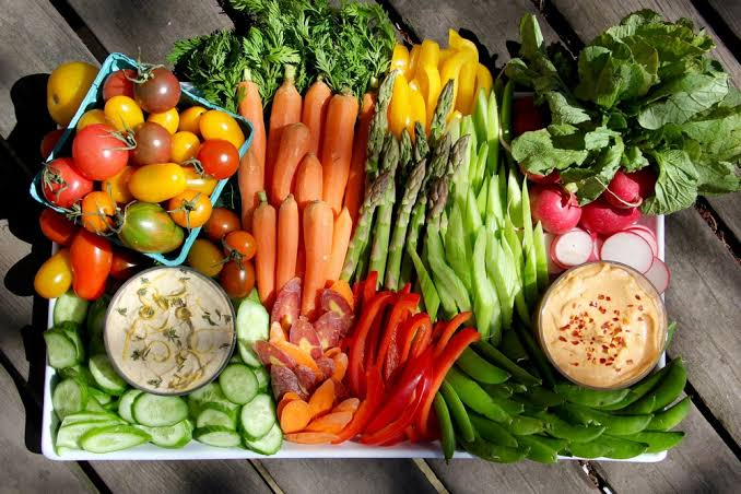 plant-based food items