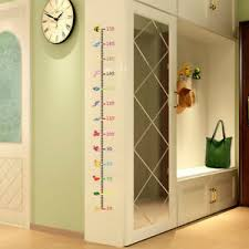 Removable Height Chart Measure Wall Sticker Decal Kids Baby Child Room Decor Ebay