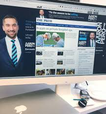 Breaking the internet! Kind of... Today... - Aaron Pero - Christchurch Real  Estate Agent - Harcourts | Facebook