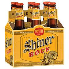 shiner bock 6pkb 12 oz bock bevmo