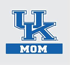Amazon Com University Of Kentucky Wildcats Uk Mom Vinyl Decal Uk Car Truck Window Sticker Everything Else