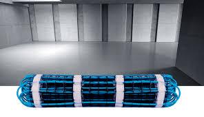 floor heating concrete in slab heating