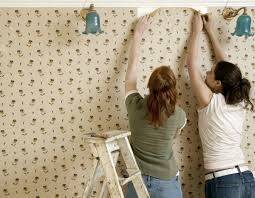 painting after removing wallpaper