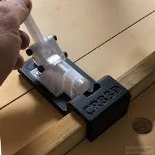 Radial Arm Saw Fence Stop Arm Fence Radial Stop In 2020 Radial Arm Saw Woodworking Ideas Table Woodworking Techniques