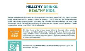 healthy drinks healthy kids first