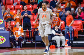Men's basketball completes six-game homestand undefeated | The Daily Illini