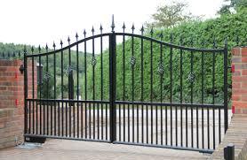 Wrought Iron Driveway Gates H B Paynter Gates