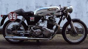 motorcycle history café racers the