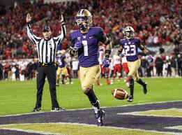 Huskies CB Byron Murphy declares for NFL draft, skipping final two ...