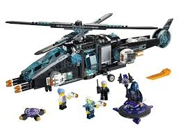 Amazon.com: LEGO Ultra Agents UltraCopter vs. AntiMatter Toy: Toys ...