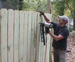 Diy Privacy Fence Extreme How To