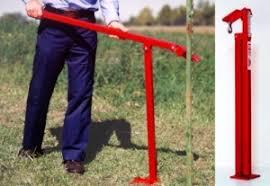 Fence Post Puller Rental