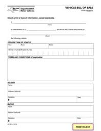 free new york bill of form pdf