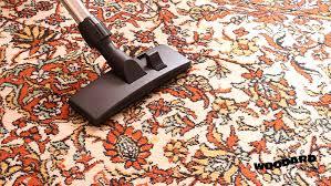 how to clean a wool rug woodard