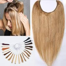 hidden crown hair extension 120g