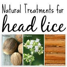 natural lice treatments green path