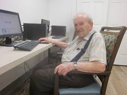 At 97, Marty Lawson is still full of life – Jewish Journal