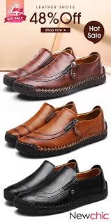 mens soft leather sandals