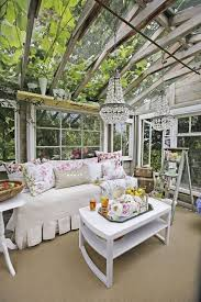 she shed chic potting sheds backyard