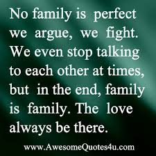 awesome quotes about love and relationships no family is perfect