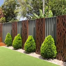 Laser Cut Metal Privacy Screens And Decorative Screens Decorative Screen Gallery