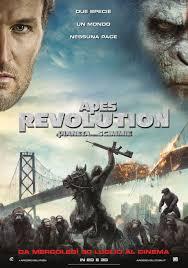 Apes Revolution - Il pianeta delle scimmie (30/07)