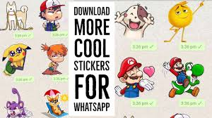cool stickers for whatsapp