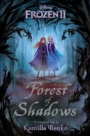 frozen forest of shadows by kamilla benko