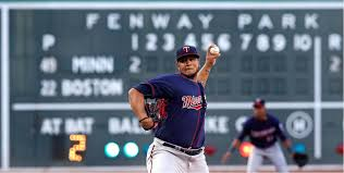 BOSTON — Adalberto Mejia pitched 5 2/3 innings in his second straight