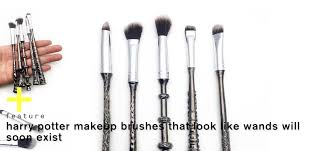 harry potter makeup brushes that look