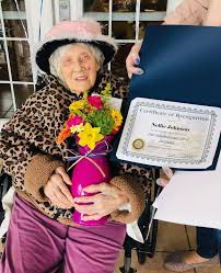 Heritage Hill resident celebrates 103rd birthday – Times News Online