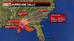 LIVE COVERAGE: Hurricane Sally to bring ...