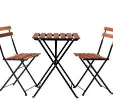 outdoor table and 4 chairs outdoor