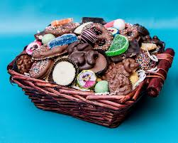 signature chocolate gift basket