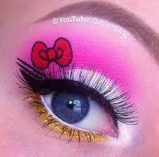 how to do o kitty makeup for saubhaya