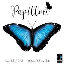 Papillon - LilloJEUX Boutique de Jeux de Société Québécoise