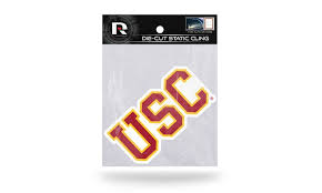 Usc Trojans Die Cut Static Cling Decal Sticker 5 X 2 New Car Window Groupon