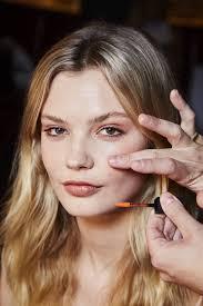 orange makeup makeup