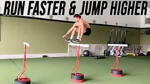 run faster jump higher at