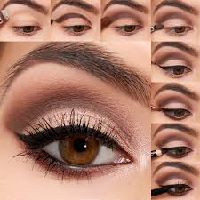 eye makeup step by step instructions
