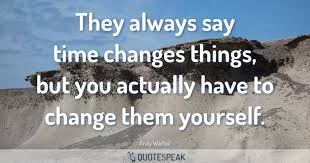of the best quotes about change page of quotespeak