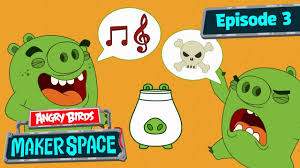 Angry Birds MakerSpace | Not So Smart Speaker - S1 Ep3 - YouTube