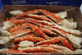 Jumbo Red King Crab Legs