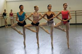 School of American Ballet's New Graduates Onstage - The New York Times