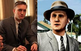 Not forgetting Aaron Staton. - #85519592 added by sphinxe at Video ...